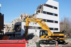 Demolition in CBD (2011)