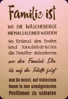 Family is . - Good lyrics- Familie ist… – Gute Texte Family is - The Words, Cool Words, Baby Quotes, Family Quotes, Motivational Quotes, Funny Quotes, Inspirational Quotes, Parenting Quotes, Kids And Parenting