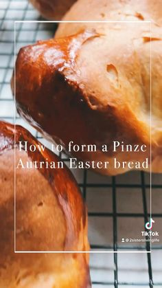 Yeast Dough Recipe, Milk Bread Recipe, Yeast Bread Recipes, Easter Recipes, Brunch Recipes, Wine Yeast, Brioche Recipe, No Rise Bread, Austrian Recipes