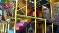 COCOLIGO Indoor Playground, Playgrounds, Play Areas
