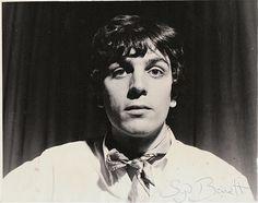 Pink Floyd – Syd Barrett – 1967 Signed Original Photograph