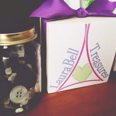 Logo block for my small business!