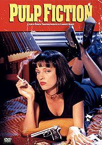 Y tu sabrás que mi nombre es Yahvé, cuando caiga mi venganza sobre ti. Pulp Fiction de  Quentin Tarantino 1994.