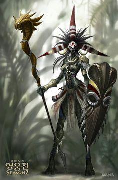 Mabinogi Heroes Monster