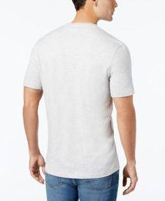 Michael Kors Men's Sunglasses Pima Cotton T-Shirt - Purple 2XL
