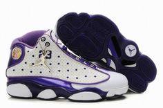 buy popular a38f7 57f45 Buy Women s Nike Air Jordan 13 Shoes White Dark Purple Lastest RXKam from  Reliable Women s Nike Air Jordan 13 Shoes White Dark Purple Lastest RXKam  ...
