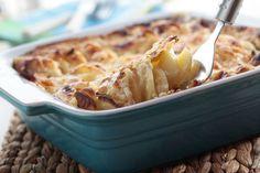 Surimi Recipes, Endive Recipes, Potato Gratin Recipe, Potato Recipes, Kohlrabi Gratin, Coffe Recipes, Crohns Recipes, Jucing Recipes, Mackerel Recipes