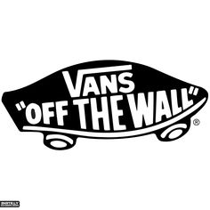 Skateboards Discover Sticker autocollant Vans off the wall logo Sticker Vans off the Wall Logo Logo Vans, Nike Logo, Vans Off The Wall, Tumblr Stickers, Cute Stickers, Diy Skate, Tableau Logo, Mode Logos, Mini Toile