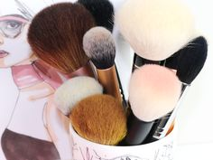 5 Awesomely Affordable Makeup Brushes for the Face by ANNA OH