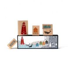 Izola- stamp sets