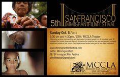 'Sepideh' de Fani Konstantinou; y 'Vocabulario' de Sam Baixauli, seleccionados en el SF Immigrant Film Festival, en San Francisco (EEUU).