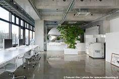 industrial office interior design - Google Search