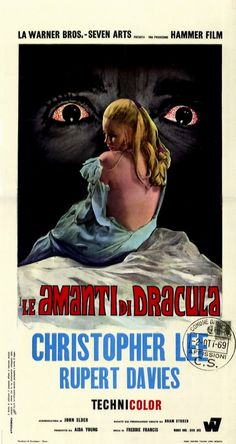 Dracula Has Risen from the Grave (1968) (Italy)