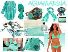 """Aguamarina"" by sil-cristalida on Polyvore"