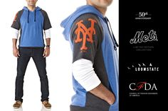 @Loomstate 321 for CFDA x NY Mets    Available on Edition 01