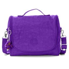 Kichirou Lunch Bag. Back to School Accessories #KiplingSweeps