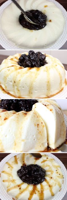 Banana and pecan cake - HQ Recipes Jello Recipes, Banana Recipes, Köstliche Desserts, Mexican Food Recipes, Sweet Recipes, Delicious Desserts, Paleo Dessert, Mousse Fruit, Easy Mug Cake