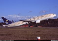 Saudi Arabian Airlines - HZ-AKE Boeing 777-268/ER aircraft picture