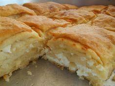 Pastry Art, Baking And Pastry, Spanakopita, Mediterranean Recipes, Greek Recipes, Recipies, Favorite Recipes, Cookies, Breakfast