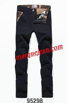 Vendre Jeans A Bathing Ape Homme H0006 Pas Cher En Ligne.
