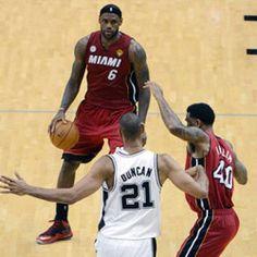 » NBA Finals odds: Miami Heat at San Antonio Spurs, Game 5