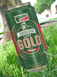 Mountain Dew Johnson City Gold...I haven't tried it, but malt-flavored Mountain Dew, really ?!??!  Just doesn't sound appealing to me....
