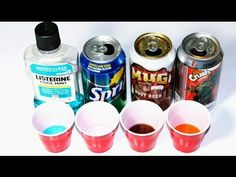 Orbeez Water Beads Polymers Liquid Test with Milk, Mouthwash, Soda, and Water! | Science Experiment - YouTube