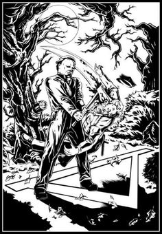Michaels Adult Coloring Book Unique Michael Myers by Eisart On Deviantart Halloween Coloring Pages, Adult Coloring Book Pages, Colouring Pages, Coloring Books, Coloring Sheets, Coloring Bible, Printable Coloring, Halloween Games Adults, Halloween Film