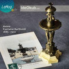 Amicarte 51 Reims: Patrimoine Rémois et impression 3D... chez ideOkub...