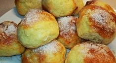 Easy-Made Cottage Cheese Buns Recipe For Breakfast Cheese Buns, Cheese Scones, Cheese Biscuits, Russian Desserts, Russian Recipes, Czech Recipes, Bun Recipe, Sweet Pastries, International Recipes