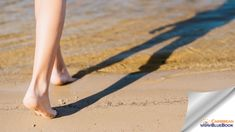 Walking Barefoot, Blue Books, Beach Walk, You Working, Caribbean, Good Things, Walks, Adventure, Link