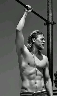 Charlie Hunnam  Sons of Anarchy  beautiful god created creature(: