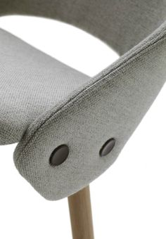 Fabric easy chair TAILOR - Offecct