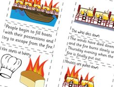 Great Fire of London Sequencing (colour) http://activities.tpet.co.uk/#/viewResource/id33