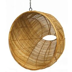 Hangstoel Rotan Davian Hanging Chair Rattan, Wicker, Home Collections, Hanging Chair, Furniture Decor, Armchair, Dining Chairs, Pillows, Lifestyle