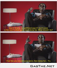 2 Chainz Lays Down Some Real Dating Advice