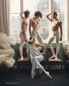 TheRoyalDanishBallet - DancersさんはInstagramを利用しています:「During the ballet festival in June we are doing an exciting collaboration with @magasindunord. We have a lot of fun events planned and…」