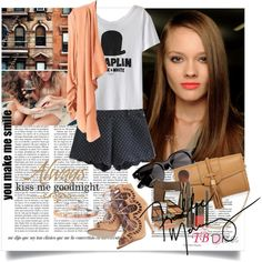 """""""T-shirt"""" by ramona-ice on Polyvore"""