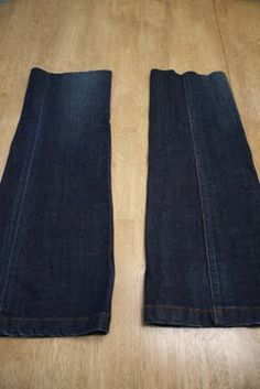 simple tutorial adult pants legs to childrens shorts or pants