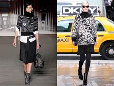 Fall-winter 2012-2013, the Diesel Black Gold, DKNY History sweaters for more than 100 years (in pictures) - Fair Masters - handmade, handmade