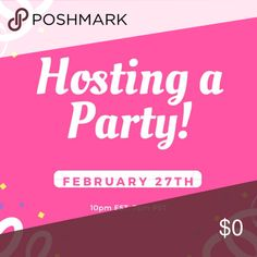 🎉Hosting a Party 2/27🎉 I need host picks 🍸🍹🍾 Theme tbd!  Priority for host picks will go to those that share items from my closet!  Looking for posh compliant users to choose great picks from!  Share 1 or 2 of your top choices to me ❤❤ Yves Saint Laurent Bags Crossbody Bags