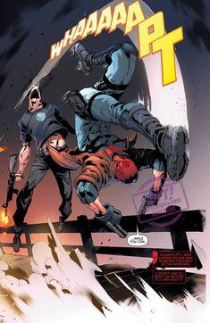 Power Rangers, Red Hood Comic, He's Mine, Hood Wallpapers, Red Hood Jason Todd, Bat Boys, Arkham Knight, Superhero Design, Batman Family