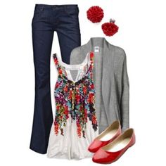Casual look fashion, autumn fashion, spring 2017 fashion, womens fashion fo Fashion Mode, Look Fashion, Autumn Fashion, Womens Fashion, Fashion Spring, Fashion Night, Street Fashion, Fashion 2018, Curvy Fashion