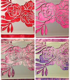 ロケラ二のバック 色合わせに思案中です #ハワイアンキルト #ロケラ二バック #バラの花