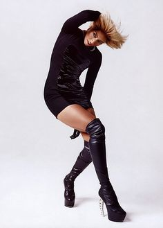 Dsquared Over The Knee Boots
