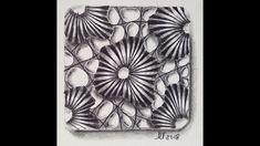 easy zentangle zen doodle beginners pepper draw meditative drawings patterns drawing tutorials letters