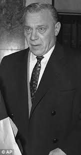 """Neil"""" Dellacroce, also known as """"Father O'Neil"""" and """"The Tall Guy"""", was an Italian-American gangster and underboss of the Gambino crime family. He rose to the position of underboss when Carlo Gambino moved Joseph Biondo aside. Real Gangster, Mafia Gangster, Carlo Gambino, Famous Outlaws, Chicago Outfit, Mafia Families, Life Of Crime, Al Capone, Roaring Twenties"""
