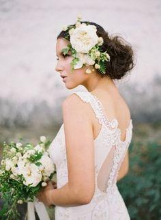 Изысканная классика пленочной свадебной фотографии от Jose Villa