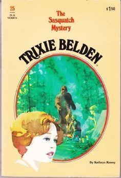 The Sasquatch Mystery (Trixie Belden No. 25) by Kathryn Kenny, http://www.amazon.com/dp/0307215962/ref=cm_sw_r_pi_dp_a3-Utb0B2P9PW