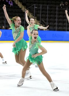 Competition Recap: 2017 Midwest & Pacific Coast Synchronized Skating Championships - Saint Louis Synergy - Juv - Free Skate